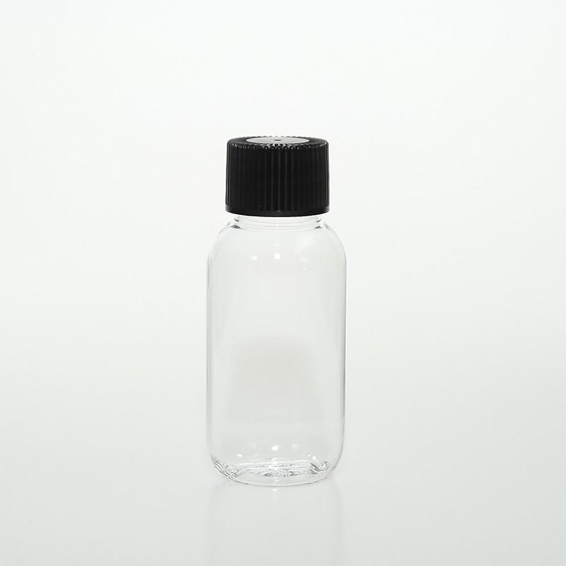 透明塑膠旅行瓶35ml